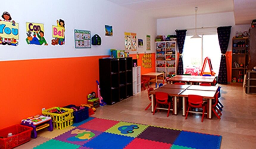 nursery in the cove Housing Compound