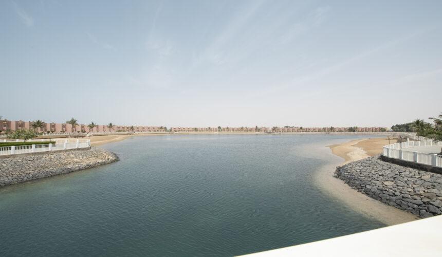 The Cove private lagoon